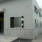 工場外観(南東)