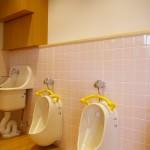 2歳児トイレ