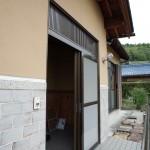 改修前:玄関