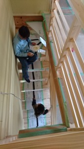 多田邸塗装10